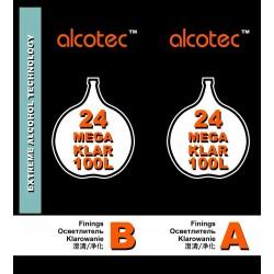 ALCOTEC 24 MEGA KLAR 100L