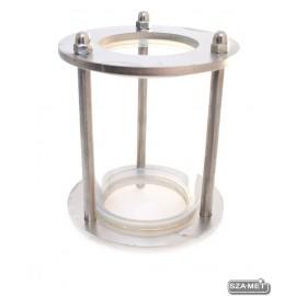 Wziernik latarka do wspawania na rurę 70-80mm
