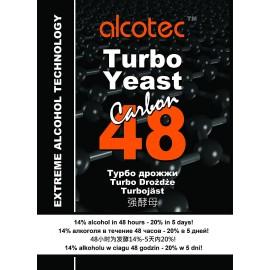 ALCOTEC 48 CARBON Z WĘGLEM AKTYWNYM