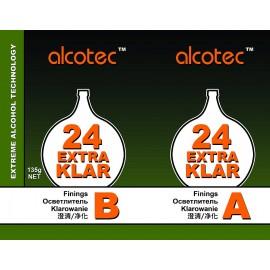 ALCOTEC 24 EKSTRA KLAR NA 50L ZACIERU