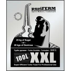 PURIFERM XXL MEGA PACKA NA 100L