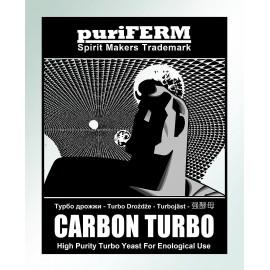 PURIFERM CARBON TURBO Z WĘGLEM AKTYWNYM
