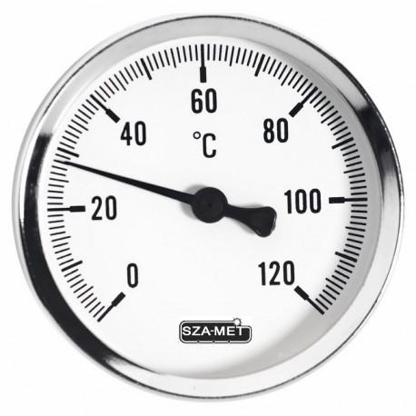 """Termometr bimetaliczny 1/2"""""""
