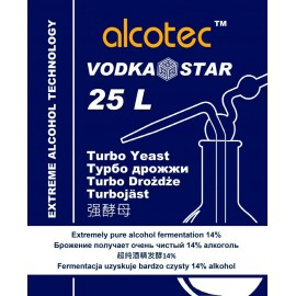 ALCOTEC VODKA STAR