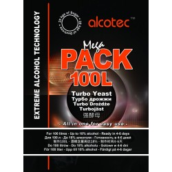 ALCOTEC MEGA PACK NA 100L