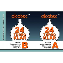 ALCOTEC 24 TURBO KLAR 25L